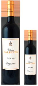 Chateau Salettes - Bandol cayenne rouge